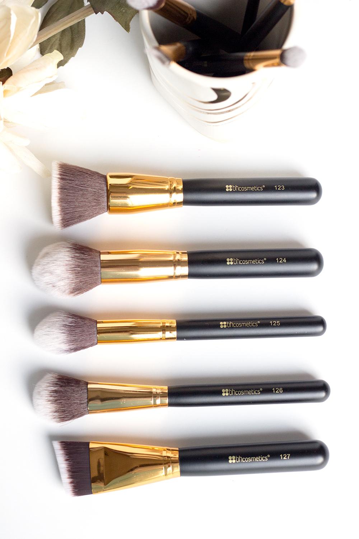BH Cosmetics Sculpt & Blend 2 Brush Set