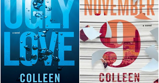 Doble reseña: Ugly Love - November 9 - Colleen Hoover