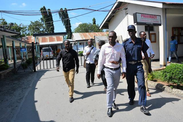 Daktari 'Feki' wa Muhimbili, anaswa tena Hospitali ya Amana Jijini Dar es Salaam