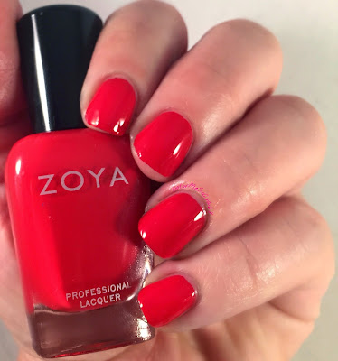 zoya, island fun, summer collection, summer nail polish, zoya nail polish, demetria