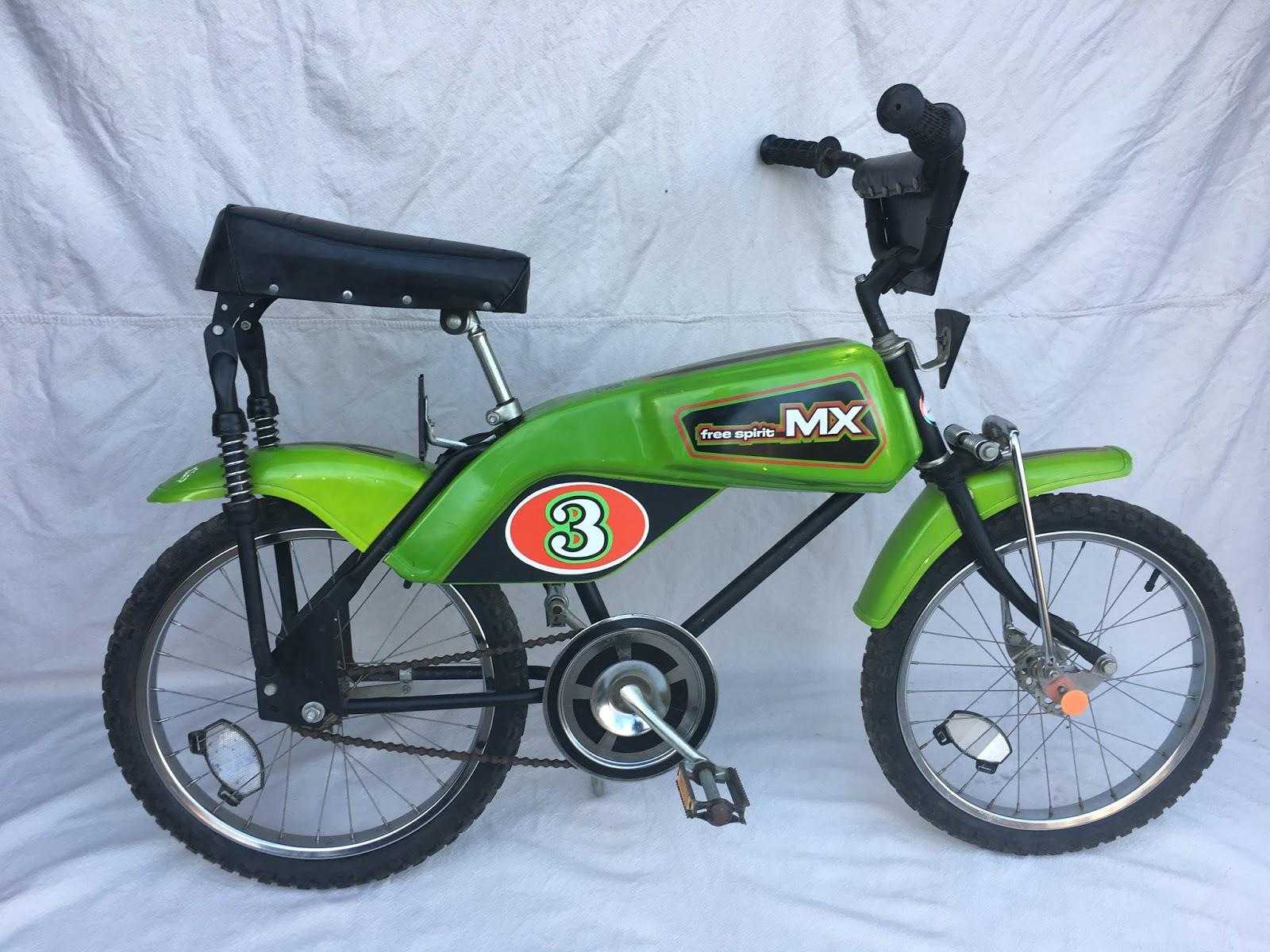 1976 sears free spirit mx no 3 green old school bmx bike sold 1976 sears free spirit mx no 3 green old school bmx bike sold sciox Gallery