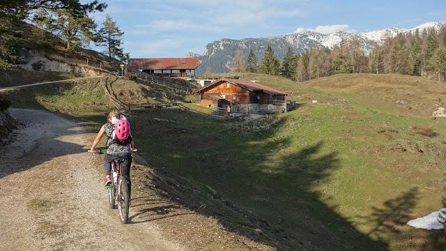 Mountainbike Tour: Aschenbrenner Kufstein Elfenhein