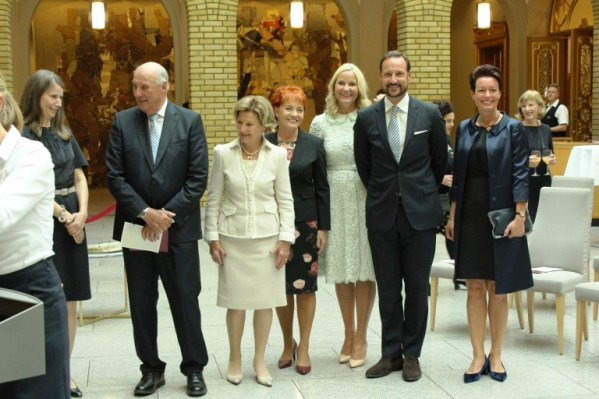 The Norwegian Royal Family received a birthday present from the Norwegian Parliament