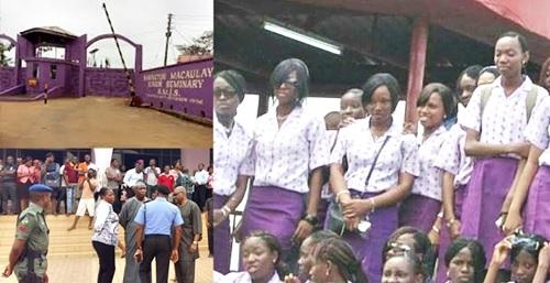 Police Invades Lagos Hotel and Arrests 3 Kidnappers of Babington Schoolgirls