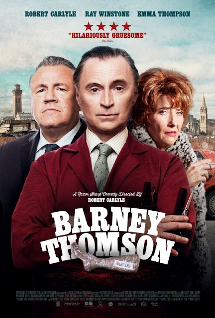 A Lenda de Barney Thomson – HD 720p – Legendado