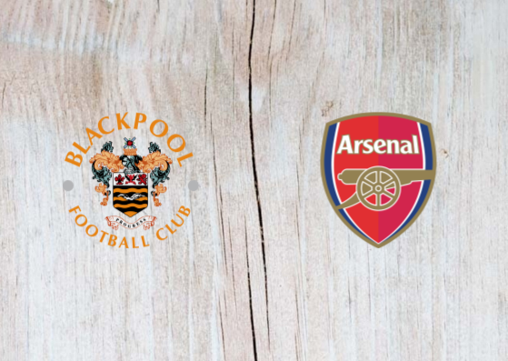Blackpool vs Arsenal Full Match & Highlights 5 January 2019