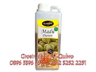 Jual Madu Asli | Jual Madu Murni Al Qubro Durian 1 KG