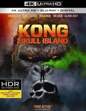 Kong - A Ilha da Caveira - 4K Ultra HD Filme Torrent Download