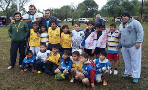 El Cadillal recibió un nuevo Encuentro de Rugby