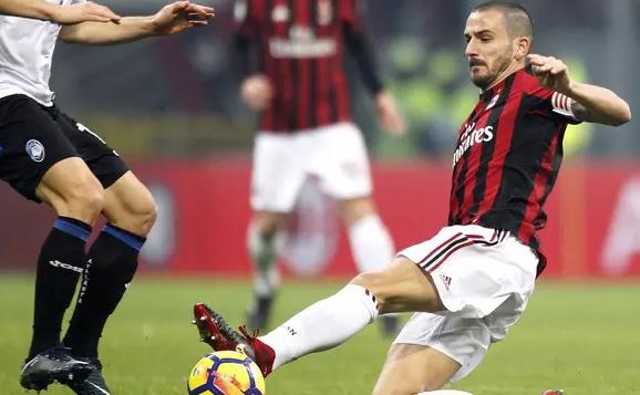 AGEN BOLA - Atalanta Kalahkan Ac Milan 2-0