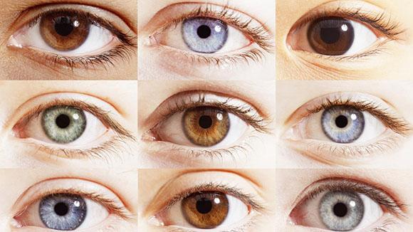 تحليل لشخصيتك من خلال لون عيونك