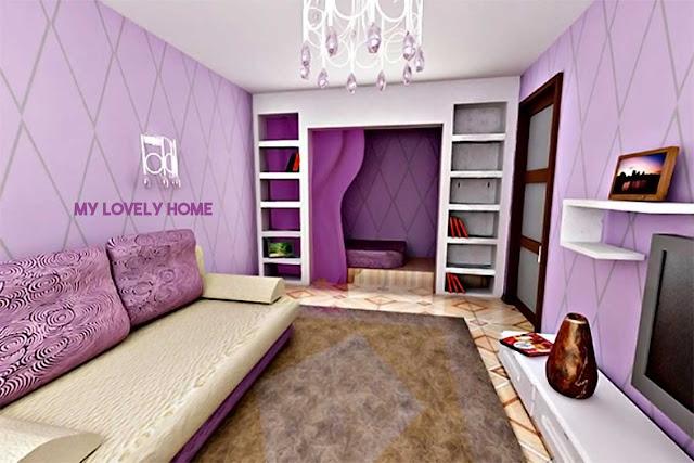 Interior Design For 16 sq.M Living Room