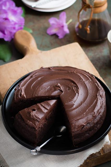 Gâteau au chocolat de Yotam Ottolenghi