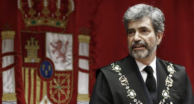 Presidente del Consejo General del Poder Judicial y Derecho Procesal