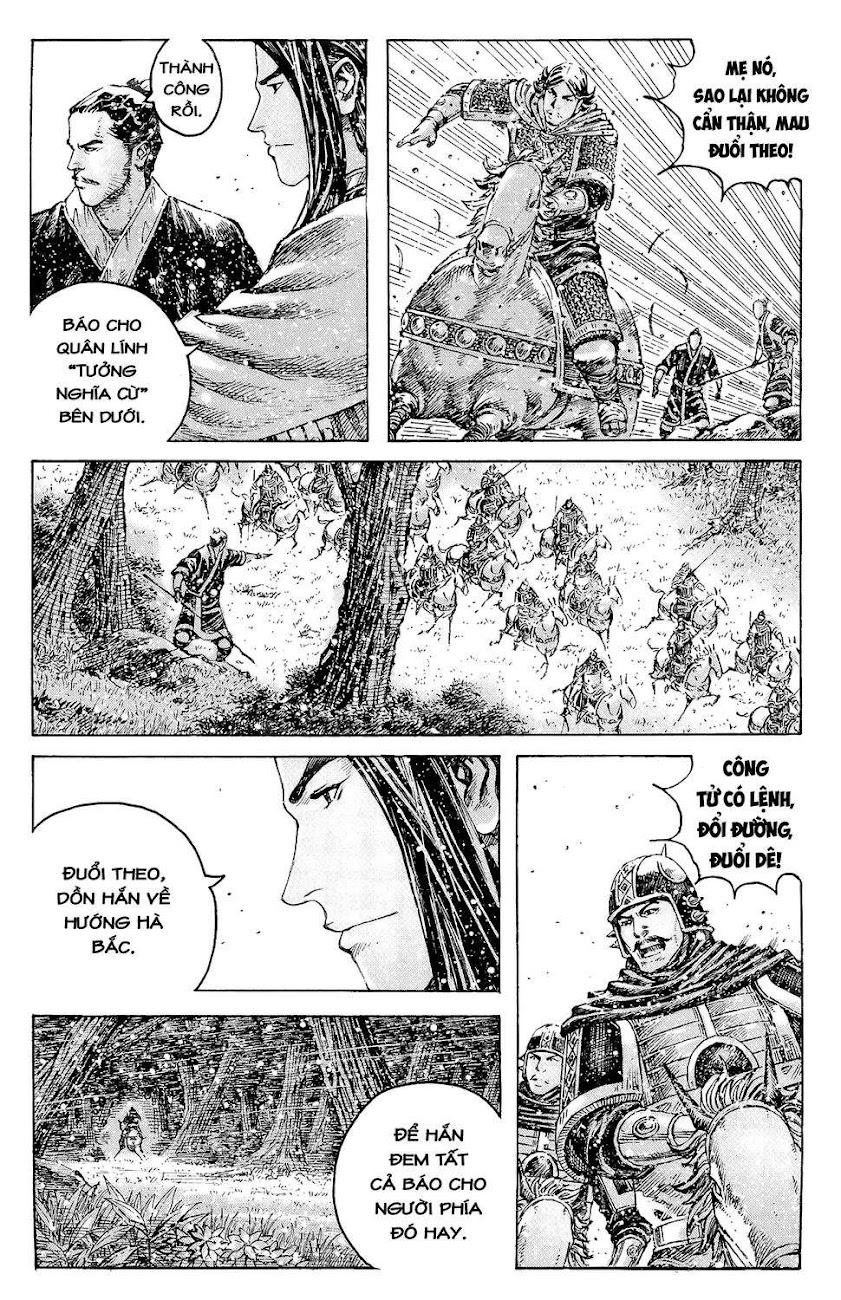 Hỏa phụng liêu nguyên Chương 348: Thiên nhật thần binh [Remake] trang 14