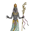 yog-blogsoth: THE BLACK PHARAOH (NYARLATHOTEP)