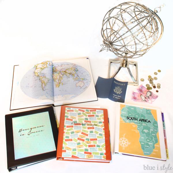 Create an Organized Travel Binder + Free Printable Planning