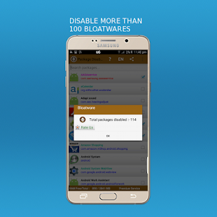 Package Disabler Pro v11.9 Apk Paid [Latest]