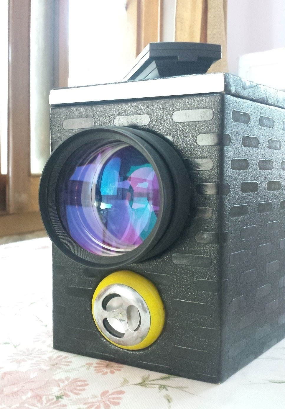 """DIY Full HD 100"""" Home Made Projector: Home Made LED LCD ..."""