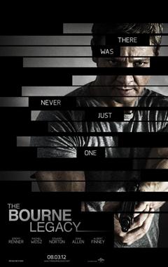 Ver El Legado Bourne (2012) Online