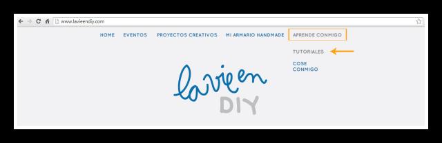Tutoriales costura y telas by La vie en DIY