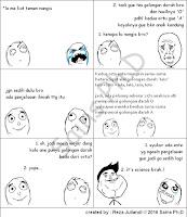 Komik Alel Golongan Darah