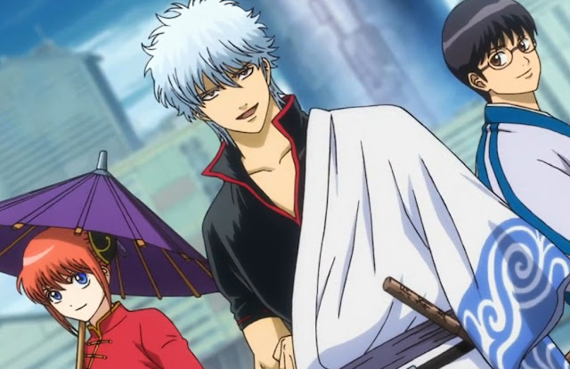 Gintama Episode 51-100 Subtitle Indonesia  Batch perepisode
