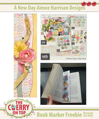free bookmarker