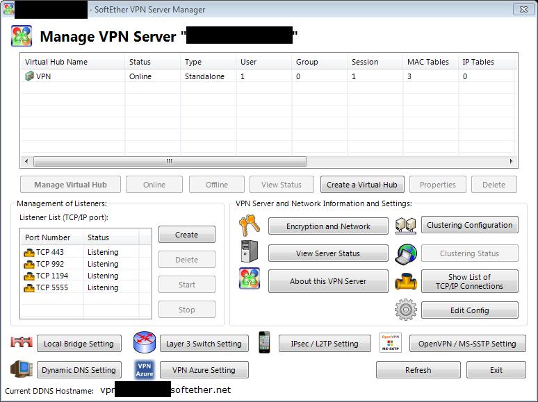 Raspberry pi vpn server gui idrop in
