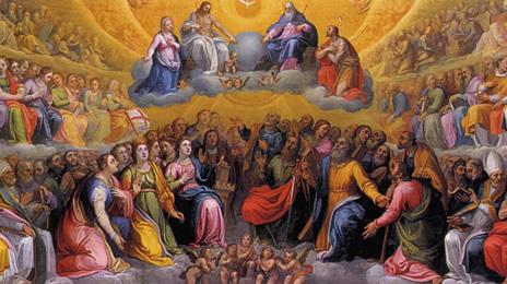 comunion santos