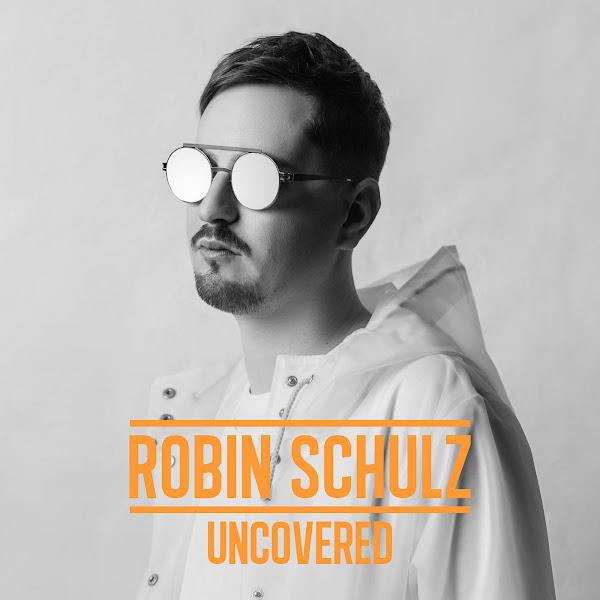 Robin Schulz & HUGEL -  Believe I'm Fine - Single Cover