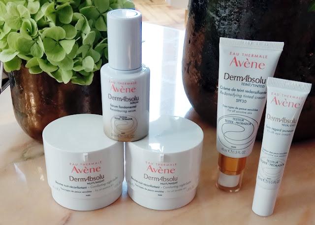 DermAbsolu_Avene_productos