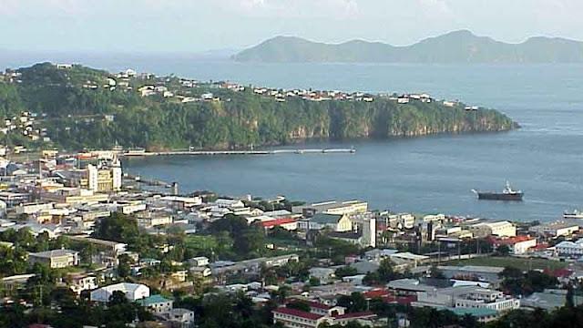 Las islas menos visitadas por los turistas, San Vicente y las Granadinas
