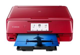 Imprimante Pilotes Canon PIXMA TS8152 Télécharger