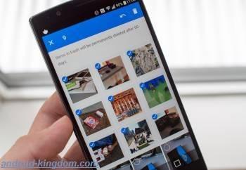 google photos delete images
