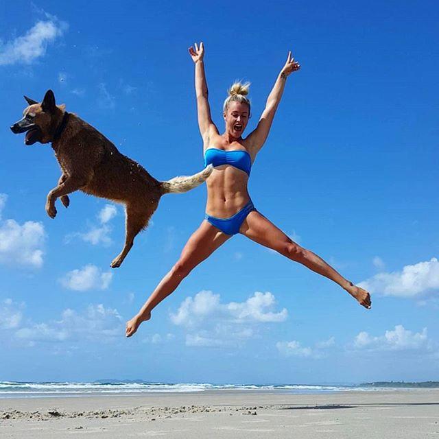 Fitness Model Ashley Freeman photos