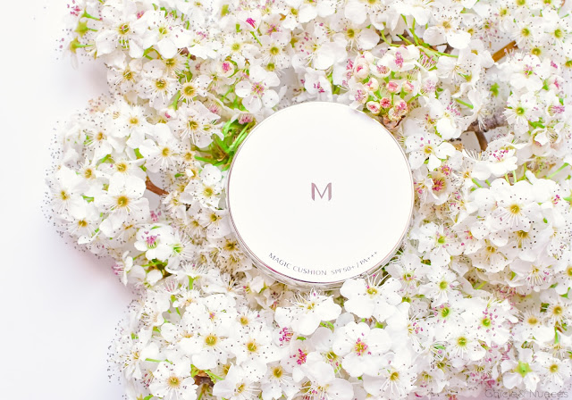 Base M Magic Cushion Missha