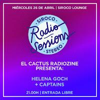 Siroco Radio Sessions, Helena Goch y Capatins