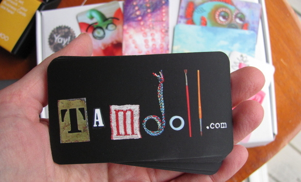 tamdoll creative business card final version