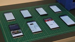 Cara mengatasi warna merah Samsung Galaxy S8
