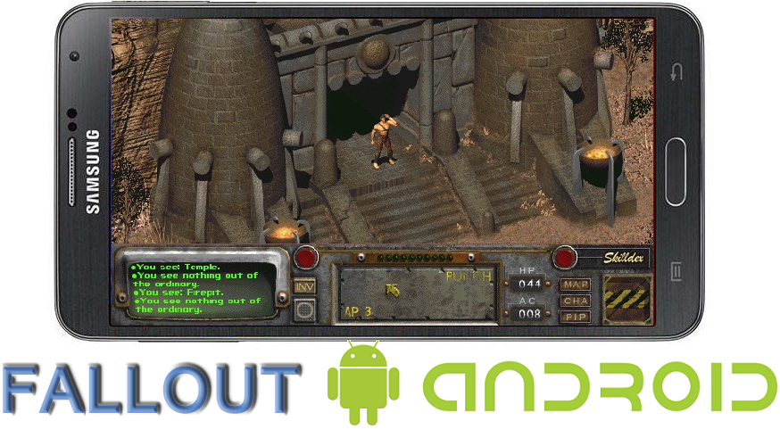 Play Fallout 1 & 2 On Android
