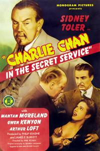 Watch Charlie Chan in the Secret Service Online Free in HD