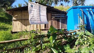 Astaga...!!! Proyek Air Minum 1,9 Miliar Desa Kuwil Barbau Korupsi