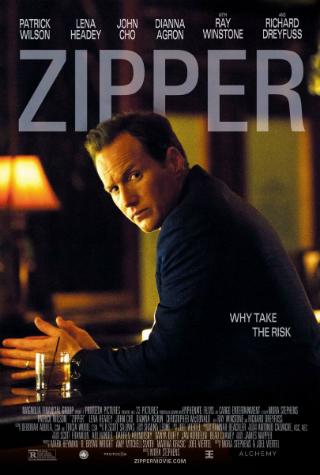 Zipper [2015] [DVDR] [NTSC] [Subtitulado]