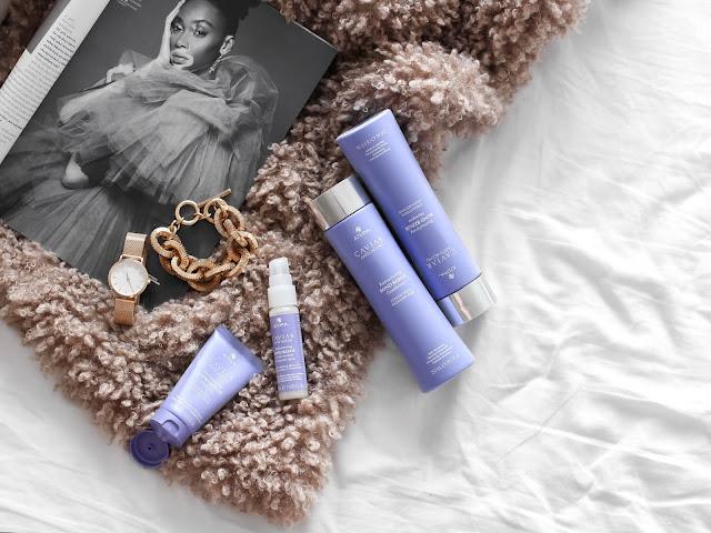 alterna bond repair šampon, kondicionér a péče