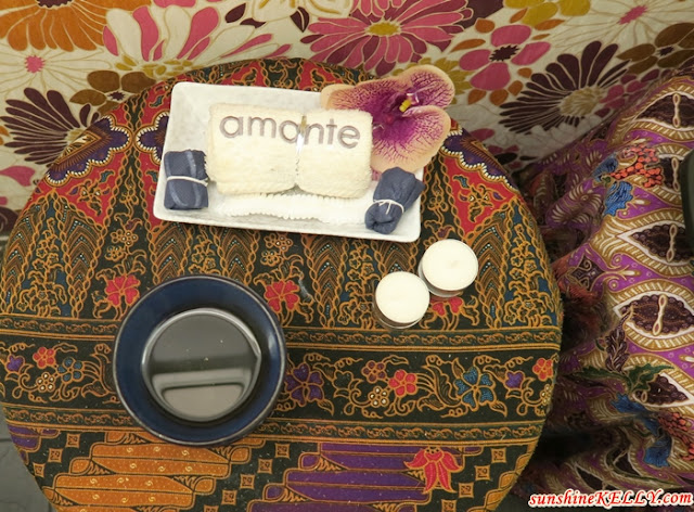 Amante Signature Warm Oil Therapy Review