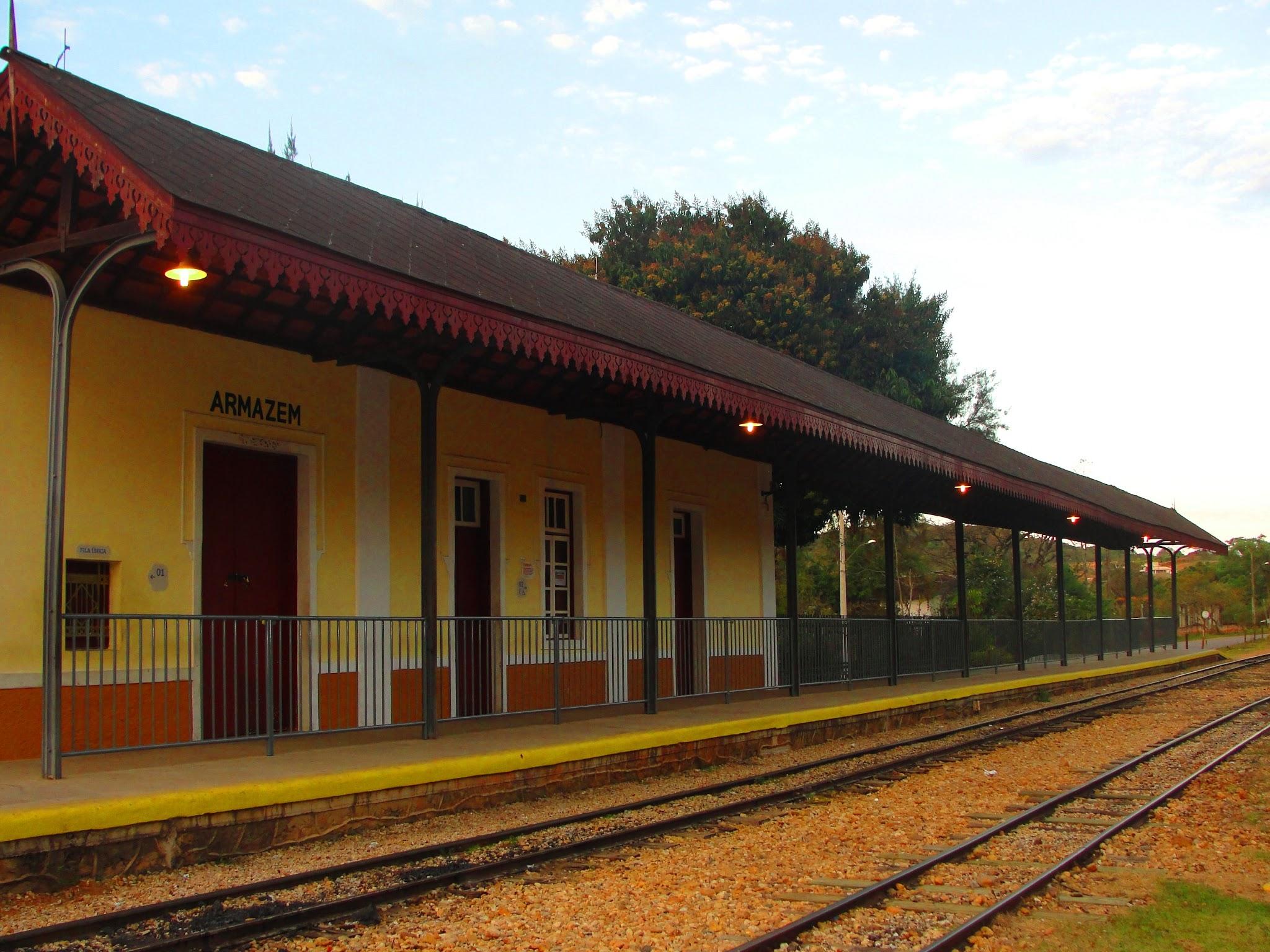 Paixão por Trilhos : Trem e Bonde ,Tiradentes