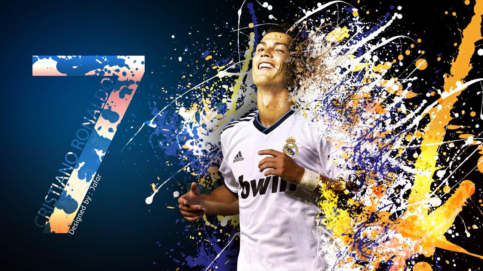 Cristiano Ronaldo 2013 Wallpapers HD
