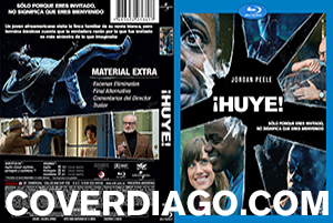 Get Out - Huye - BLURAY