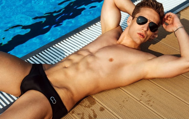 2Eros Icon II Swimwear Black Gayrado Online Shop
